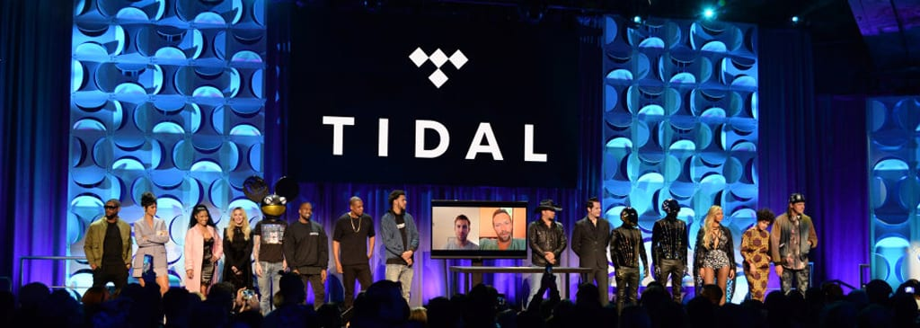 Turning the Tide on Tidal