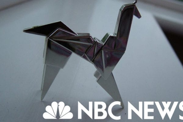 NBC NEWS: The Year the Job Perk Arms Race Really Took Off in Technology