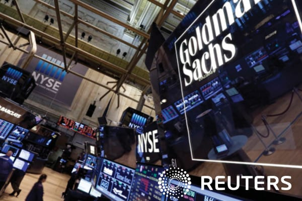 Reuters: Three Goldman bankers leave for Uber as tech world raids Wall Street talent